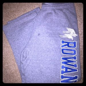 Rowan University Jansport Sweatpants